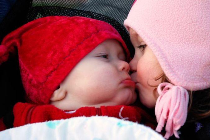 Kisses Wallpaerup
