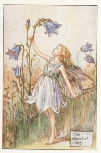 Cicely Mary Barker's Harebell Fairy